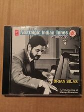 Nostalgic Indian Tunes On Piano Vol.4- Brian Silas- T-series - Bollywood Rare CD