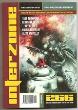 INTERZONE #266. RAY CLULEY, NINA ALLAN, TADE THOMPSON, DAVID LANGFORD