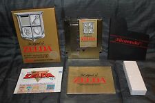 The Legend of Zelda (Nintendo Entertainment System, NES) Complete Silver Seal