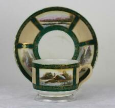 Antico PORCELLANA SOVIETICA RUSSA ART DECO TEA CUP DA proletariy FACT 1927 #4