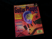 Guitar Player Magazine 1992 Quest for Ultimate Tone; 25th Annual Readers Poll