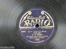 78rpm G H ELLIOTT coon yodelling song / hear the ukelele a calling you