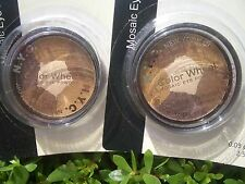 2 NYC NEW YORK COLORS COLOR WHEEL MOSAIC MULTI-COLORED EYESHADOW, BROWN SUGAR