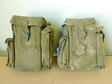 2 Australian Army CPRC-26 Radio Sets Complete in CCW1 Bags c1960-70s Vietnam era