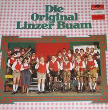 """12"""" Die Original Linzer Buam Same (A zünftige Musi, Jodlergrüsse) 70`s Polydor"""