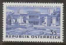 Autriche neuf sans charnière 1966 SG1477 wels foire internationale