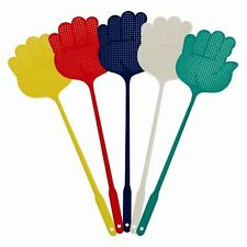 5 x Hand Shape Fly Swatter Bug Mosquito Insect Wasps Killer Catcher Swat UK SALE