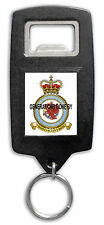 ROYAL AIR FORCE ST ATHAN BOTTLE OPENER KEY RING