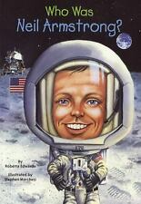 Who Was Neil Armstrong? (Turtleback School & Library Binding Edition)-ExLibrary