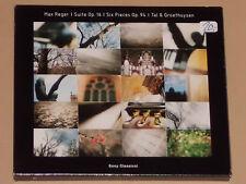 Andreas Groethuysen, Max Reger und Yaara Tal - Max Reger Suite Op. 16... CD