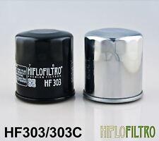 Yamaha  FZS1000 Fazer5LV,1C201-05 Hiflo Chrome Oil Filter