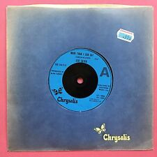 Leo Sayer - More Than I Can Say / Only Fooling, Chrysalis CHS-2442 Ex Condition