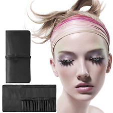 55% Off Shu Uemura $110 Authentic Leather Brush Case 14 w/Defects Imperfections