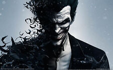 Poster A3 Joker Batman 10