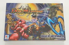 2004 Milton Bradley Duel Masters Battle of The Creatures Game SEALED R8461