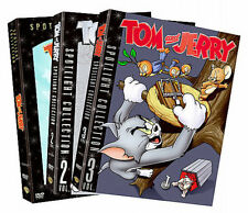 Tom and Jerry Spotlight Collection: Vol. 1-3 New DVD