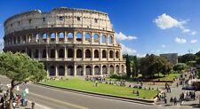 POSTER COLOSSEO AS ROMA ROME COLISEUM CITTA' CITY ITALIA ITALY PANORAMA FOTO #4