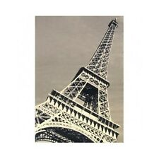 4x6 Area Rug Eiffel Tower Decorations Bedroom Room French Paris Theme Decor Rugs
