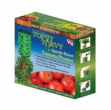 Topsy Turvy New & Improved Upside Down Tomato Planter - As Seen On TV