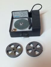 Vintage Ideal Tammy Pepper Doll Record Player Reel Tapes To Party Time Japan