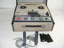 Sony Reel to Reel Typecorder Recorder TC200A Portable Nice Condition