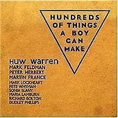 Huw Warren : Hundreds of Things a Boy Can Make CD (June Tabor)