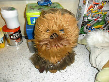 "Star Wars - Plush Toy - Chewbacca 7"" - Comic Images - Used/Played With"