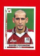 CALCIATORI Panini 2000-2001 - Figurina-sticker n. 334 - POSSANZINI -REGGINA-New