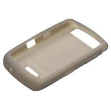 Original BlackBerry Storm Thunder 9530 9520 9500 Smoke Rubber Skin Silicone Case