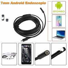 7mm Mini Android Endoscope 6 LED Waterproof Camera 3.5M NEW BEST Support 3.5M GH