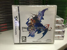Final Fantasy Tactics A2: Grimoire of the Rift Nintendo DS BRAND NEW SEALED