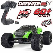 ARRMA 1/10 GRANITE BLX Brushless MT Monster Truck 2WD Green/Black RTR W/ TTX300
