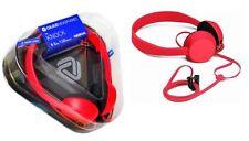 Brandneu Nokia WH-520 Ohne Gewirr Coloud Der Klopfen Rot Kopfhörer mit Mikrofon