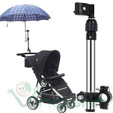 Supporto portaombrello ombrello passeggino carrozzina bambino pioggia protezione