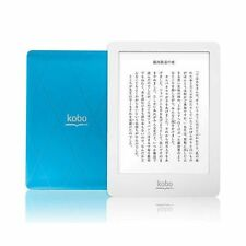 """Kobo Touch 6"""" eBook Reader Blue with 1 Month Battery Life and eInk Screen"""