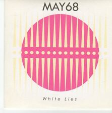 (EB375) May 68, White Lies  - 2011 DJ CD