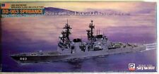 Pit-Road M12: USS Destroyer DD 963 Spruance, Wasserlinienmodell in1/700, N E U