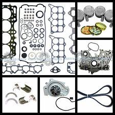 *NEW* 92-96 Honda Prelude 2.3L DOHC H23A1 Master Overhaul Engine Rebuilding Kit
