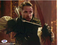 Sean Maguire Kröd Mändoon Robin Hood Signed Autograph 8x10 Photo PSA DNA COA