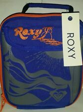 NEW ROXY by QUIKSILVER INSULATED LUNCH BAG. NEW WITH TAG. STYLE RU153-13002.