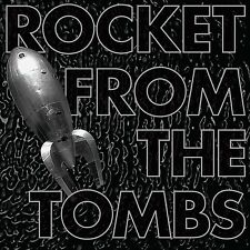 ROCKET FROM THE TOMBS - BLACK RECORD  CD NEU