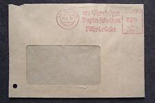 DDR Firmen Stempel - VEB Vereinigte Papierfabriken Fährbrücke - Brief /S6