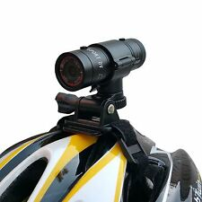 2015 MOTOR BIKE CYCLE MOTORBIKE ACTION HELMET SPORTS CAMERA CAM SUPPORTS 32GB !
