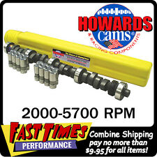 """HOWARD'S Ford 351w Big Mama Rattler™ 289/297 501""""/480"""" Cam Camshaft & Lifters"""