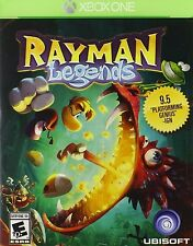 XBOX ONE GAME RAYMAN LEGENDS BRAND NEW & FACTORY SEALED