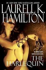 "HC-Laurell K. Hamilton: "" The Harlequin"" ."