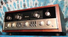 McIntosh C22 Stereophonic Preamplifier / Telefunken 12AX7 / for MC30 MC275 MC75
