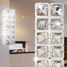 LED 10W Wand Leuchte Esszimmer Beleuchtung K9 Glas Kristall Flur Spiegel-Lampe