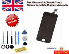 Complete LCD Touch Screen & Digitizer Display Assembly Replacement For iPhone 5S