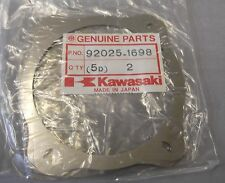 Genuine Kawasaki KLF300 Bayou Front Bevel Gear Housing Shim t=0.15mm 92025-1698